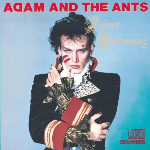 adam and the ants 1981 album prince charming photo adam